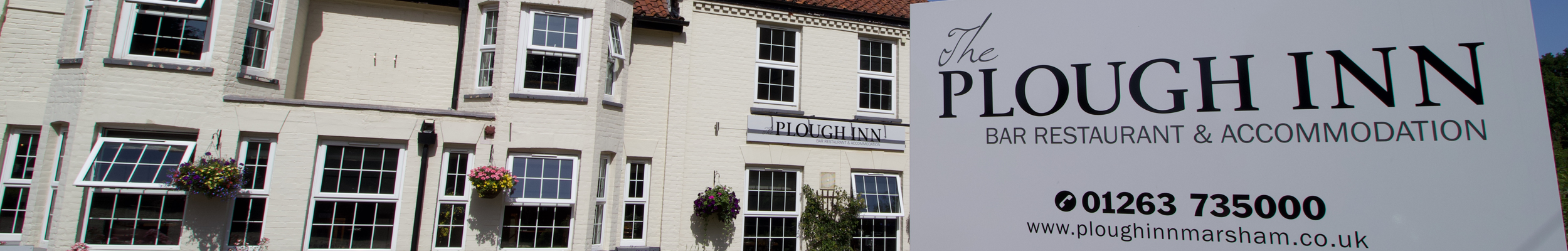 What To Do // Exterior shot of the Plough Inn Bar, Restaurant & Accommodation