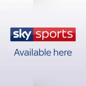 Sky Sports Available at the Plough Inn