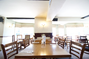 Restaurant Gallery // Stay at the Plough Inn in Marsham